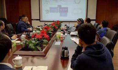 中国船级社武汉规范所调研厚普股份 推进规范改版