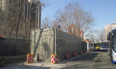 北京中石化平乐园LNG加气站