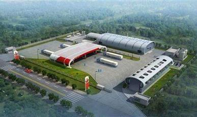 曲靖经济开发区天然气管道项目