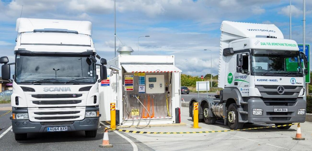 LNG无人值守加注设备出口英国伦敦,进入欧洲市场(20m³LNG储罐,单泵单机LNG加注设备)