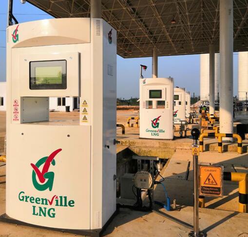 LNG全撬装气化设备出口尼日利亚,进入非洲市场2