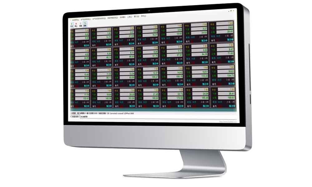 CNG加气站站级管理系统