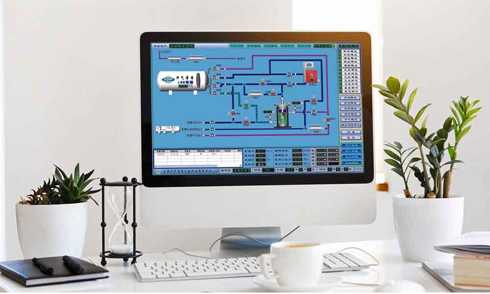 LNG站控系统