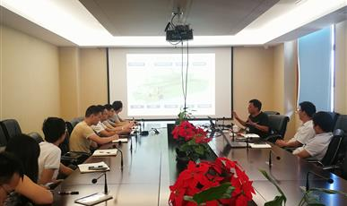 科瑞尔公司特邀厚普船用研究所交流学习