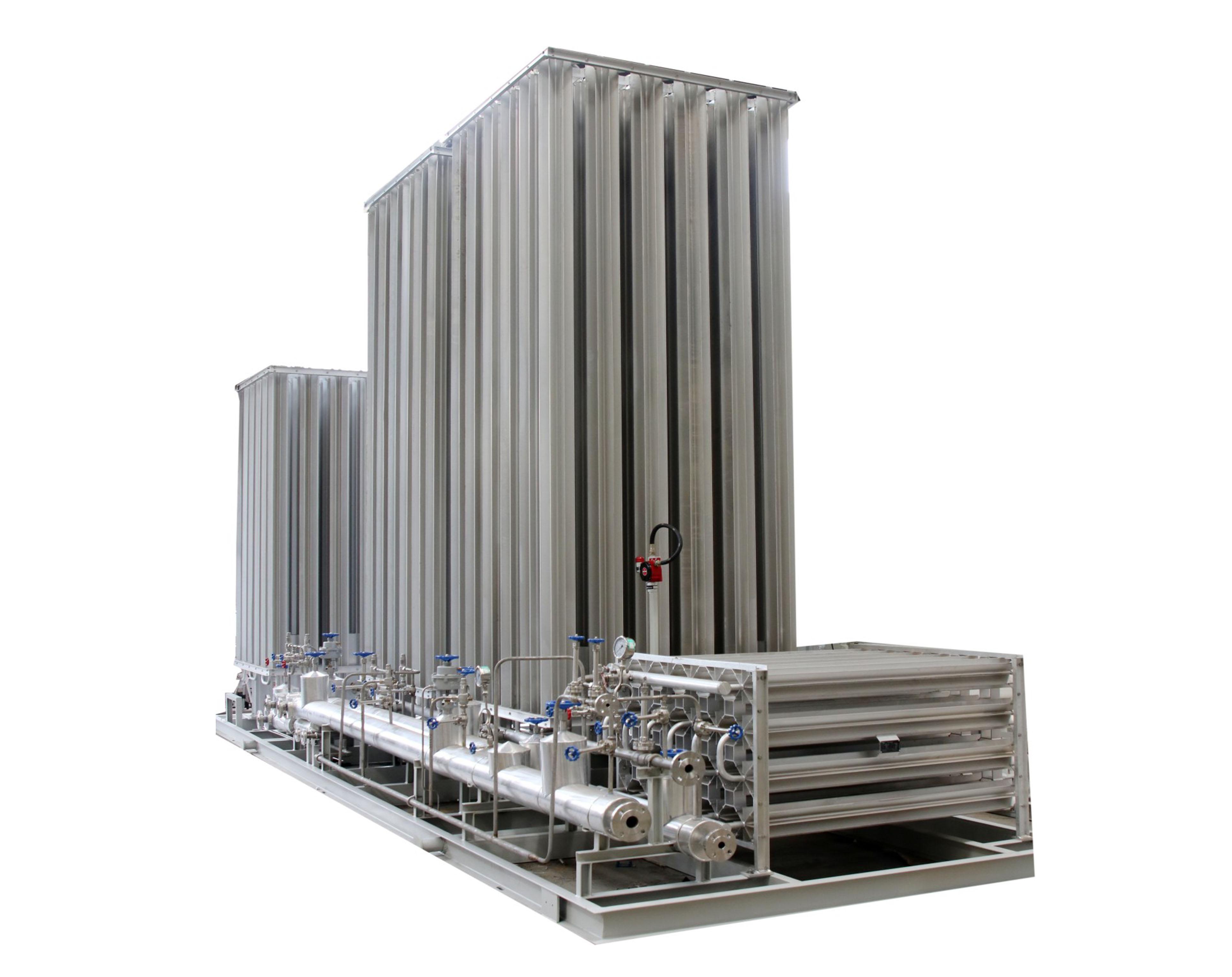 空温式气化设备